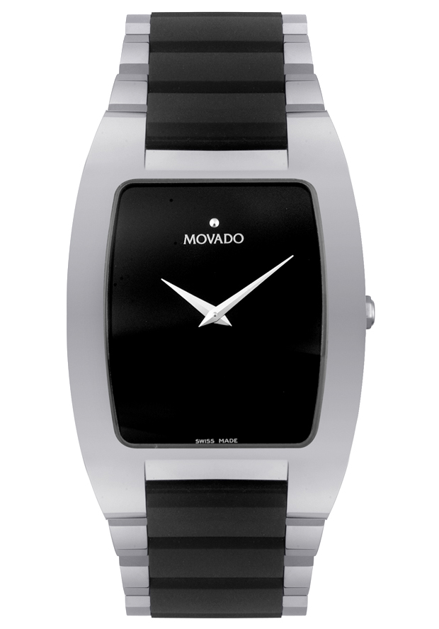 Image of Movado Mens Watch Model 0605850