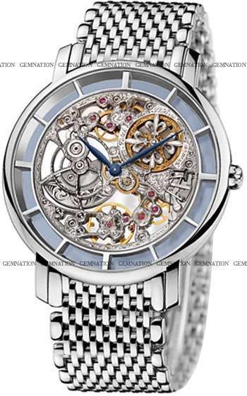 Image of Patek Philippe Complicated Skeleton Mens Watch Model 5180-1G-001