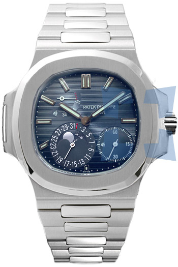 Image of Patek Philippe Nautilus Mens Watch Model 5712-1A