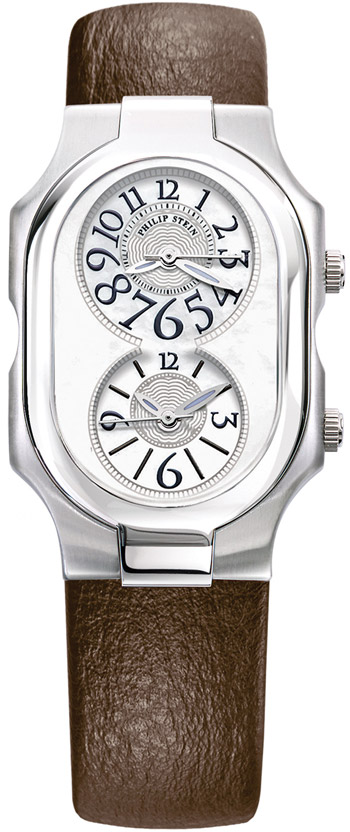 Image of Philip Stein Signature Large Mens Watch Model 2-F-FAMOP-CBR