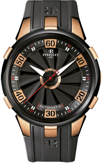 Image of Perrelet Turbine XL Mens Watch Model A3027.1
