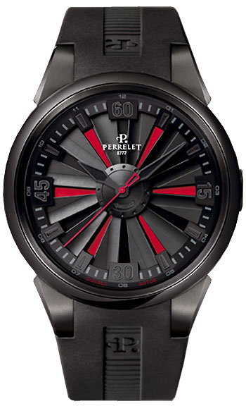 Image of Perrelet Turbine Mens Watch Model A1047.1