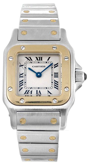 Image of Cartier Santos Ladies Watch Model W20012C4
