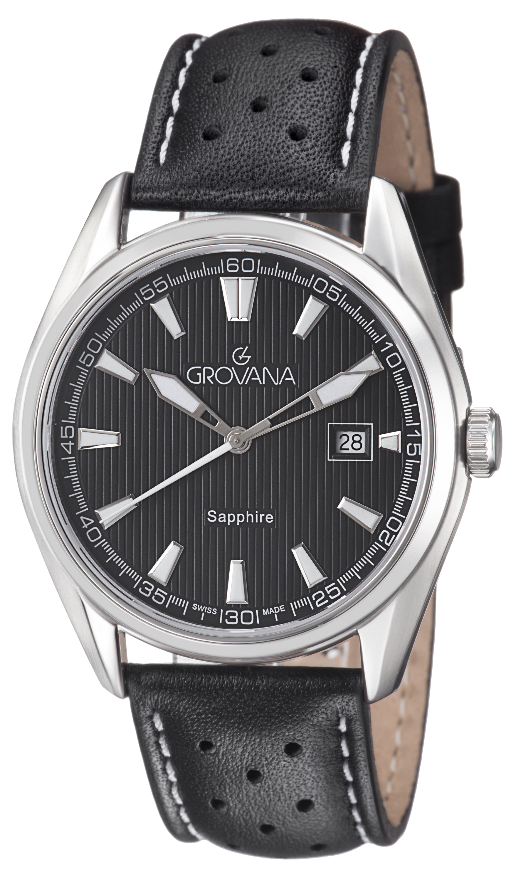 Image of Grovana Traditional Mens Watch Model 1584.1533