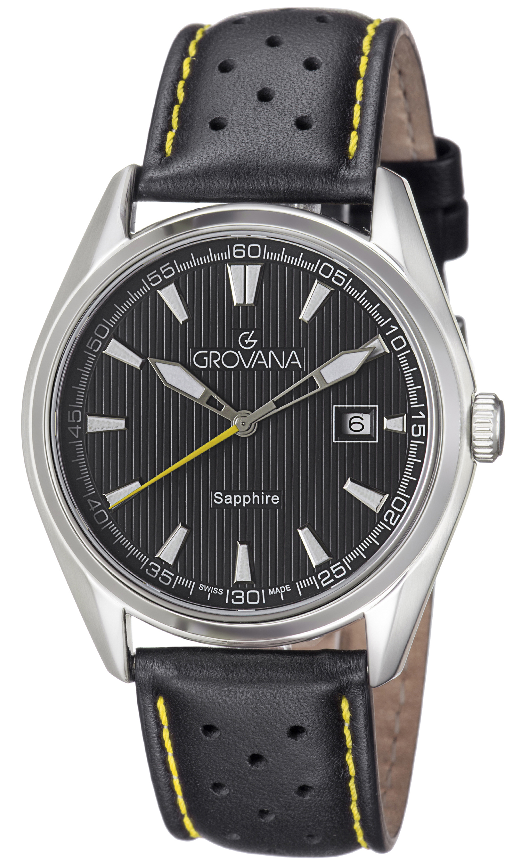 Image of Grovana Traditional Mens Watch Model 1584.1538