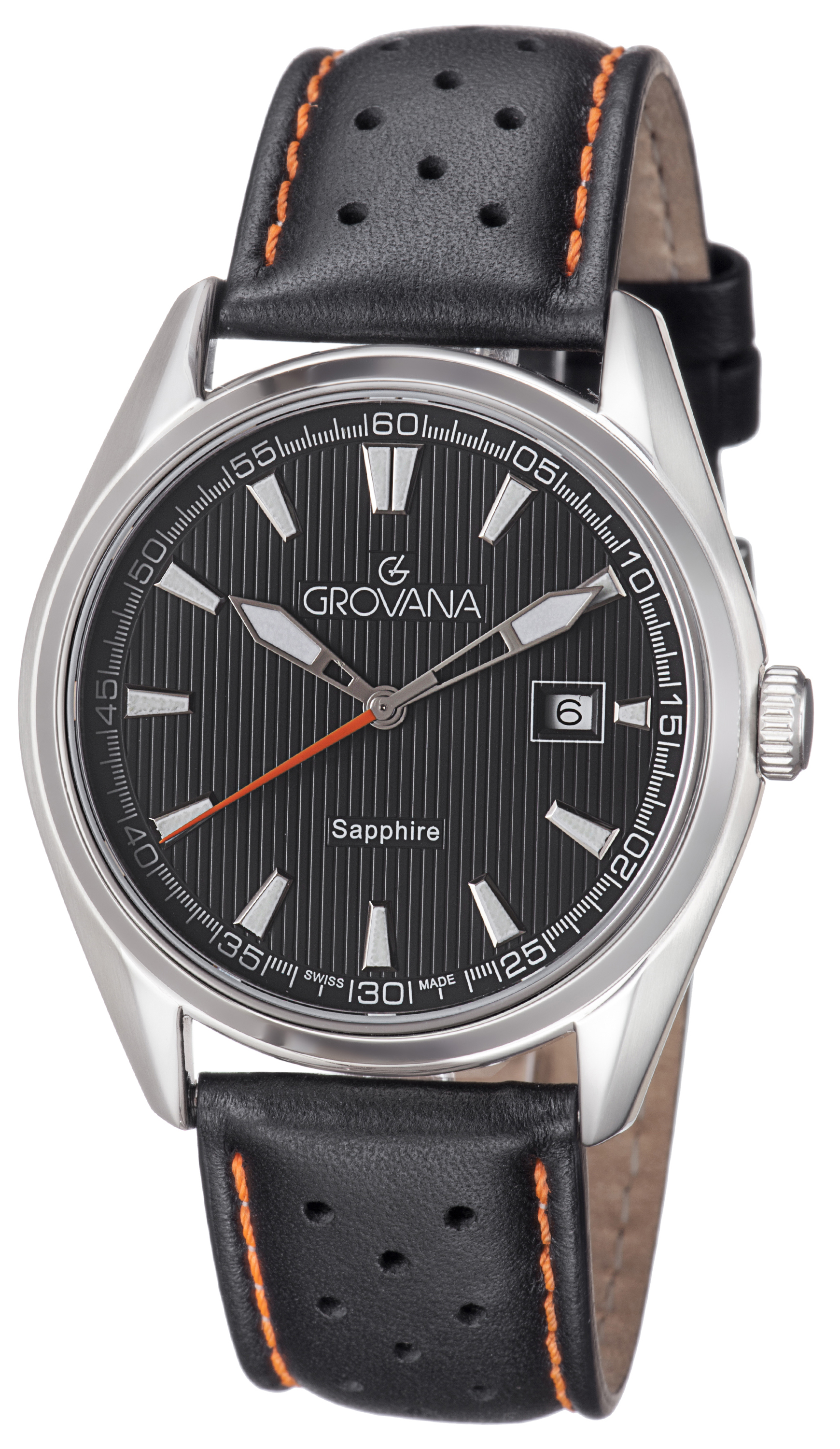 Image of Grovana Traditional Mens Watch Model 1584.1539