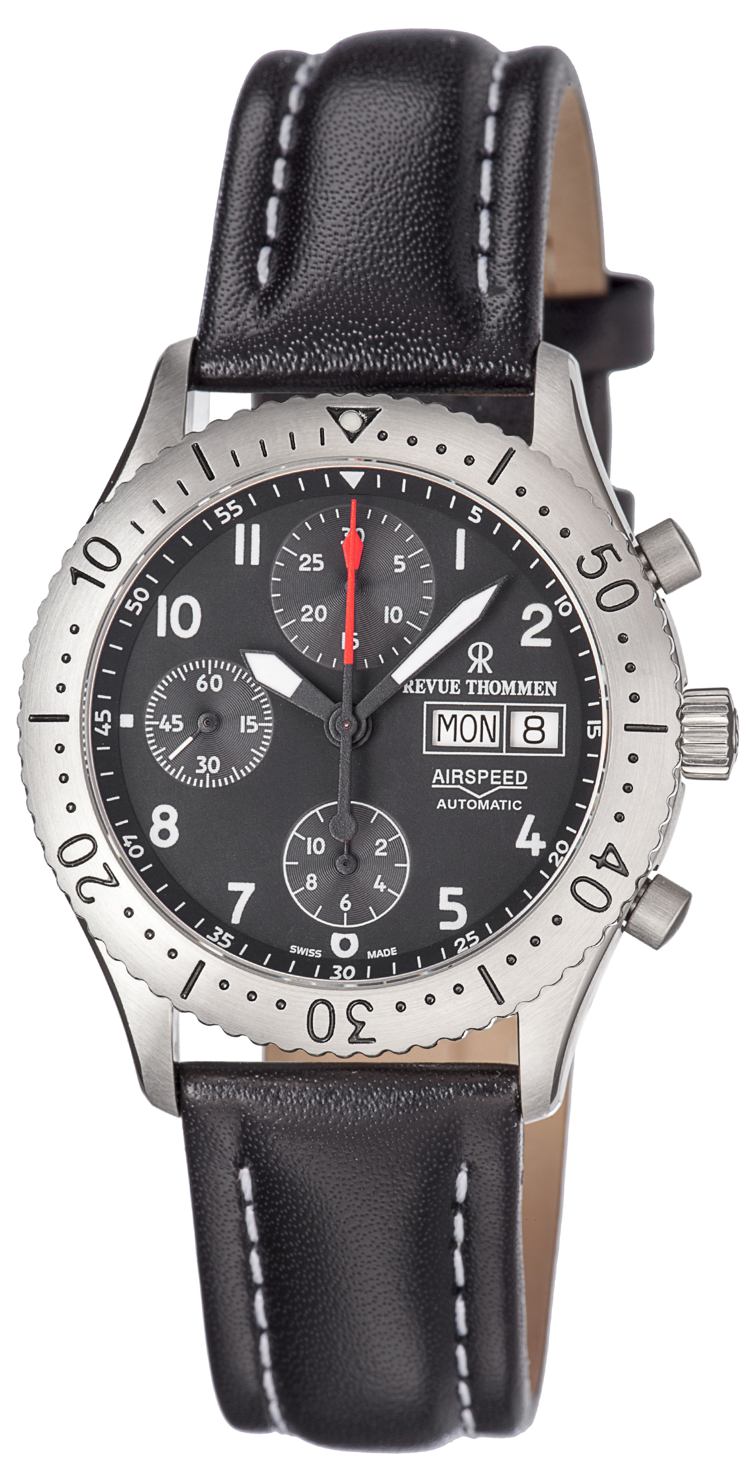 Image of Revue Thommen Airspeed Mens Watch Model 16007.6537