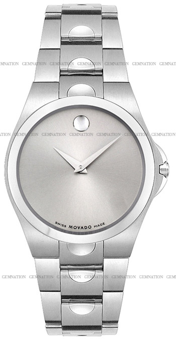 Image of Movado Mens Watch Model 0605557