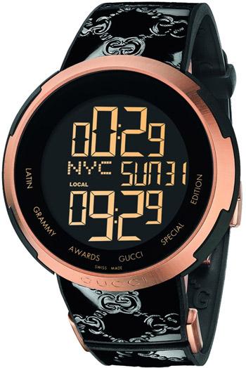 Image of Gucci I Gucci Mens Watch Model YA114102