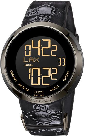 162d4663fe1 Gucci I Gucci Gucci Grammy Edition Unisex Watch Model YA114101 ...