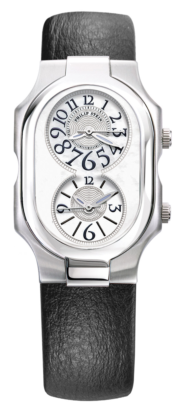 Image of Philip Stein Signature Large Mens Watch Model 2-F-FAMOP-CB