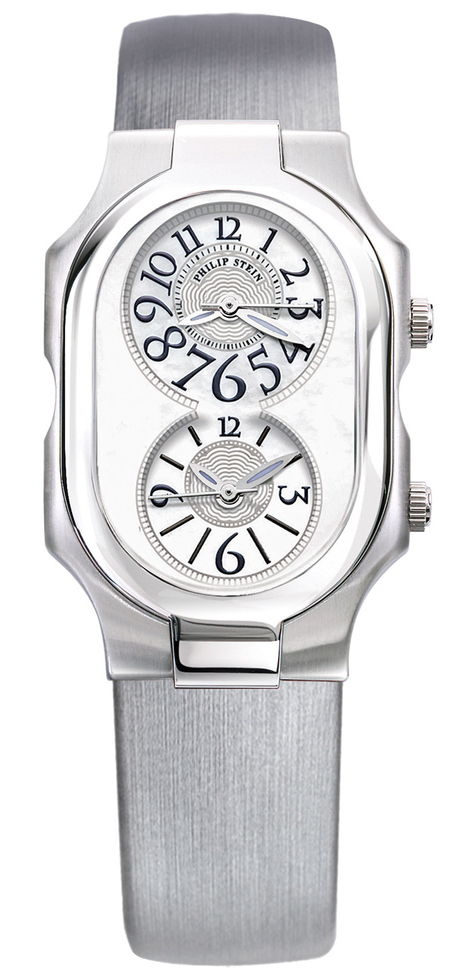 Image of Philip Stein Signature Large Mens Watch Model 2-F-FAMOP-IPL