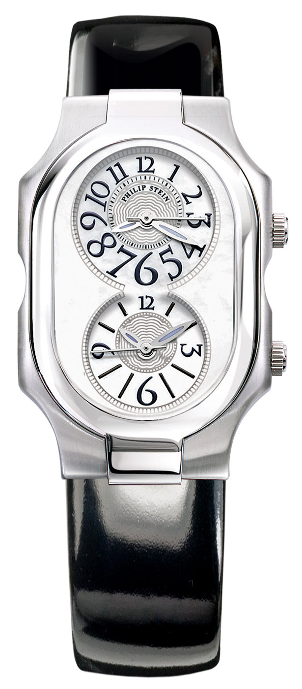 Image of Philip Stein Signature Large Mens Watch Model 2-F-FAMOP-LB
