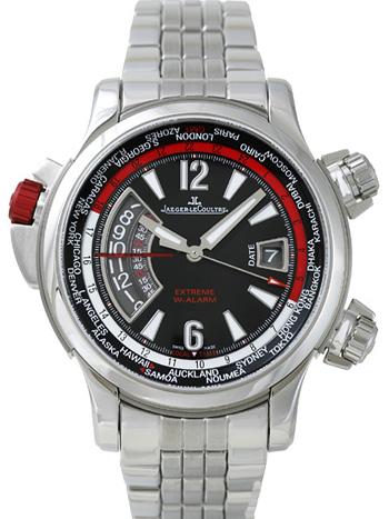 Image of Jaeger-LeCoultre Master Compressor W-Alarm Mens Watch Model Q1778170