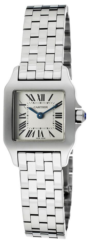 Image of Cartier Santos Demoiselle Ladies Watch Model W25064Z5