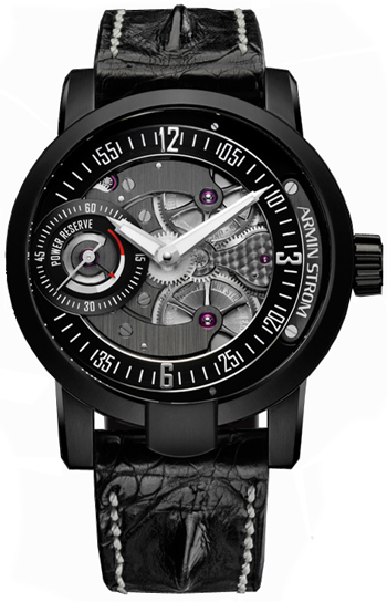 Image of Armin Strom One Week Earth Mens Watch Model ST10-WE.40
