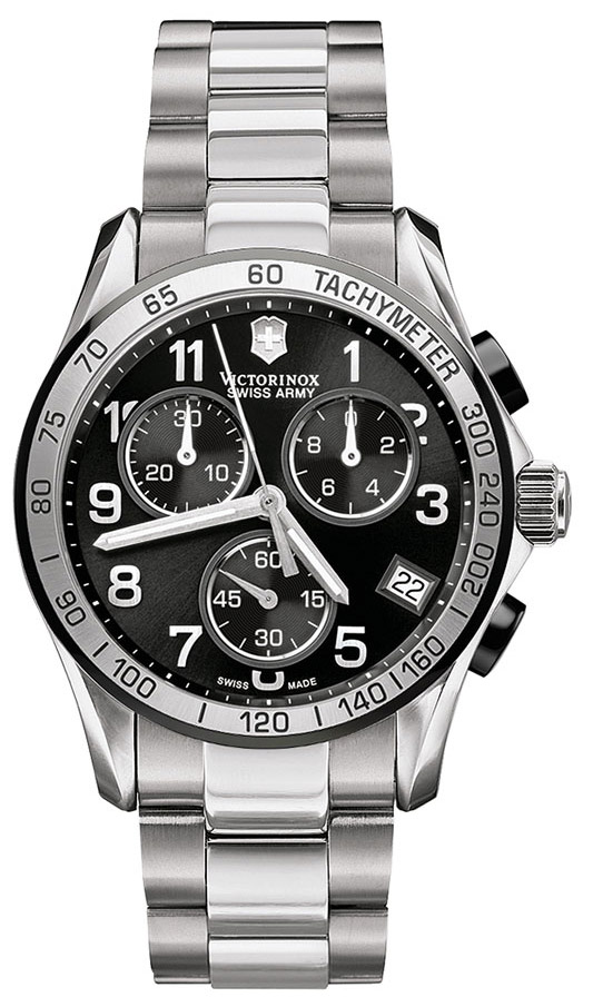 Image of Swiss Army Chrono Classic Mens Watch Model 241403