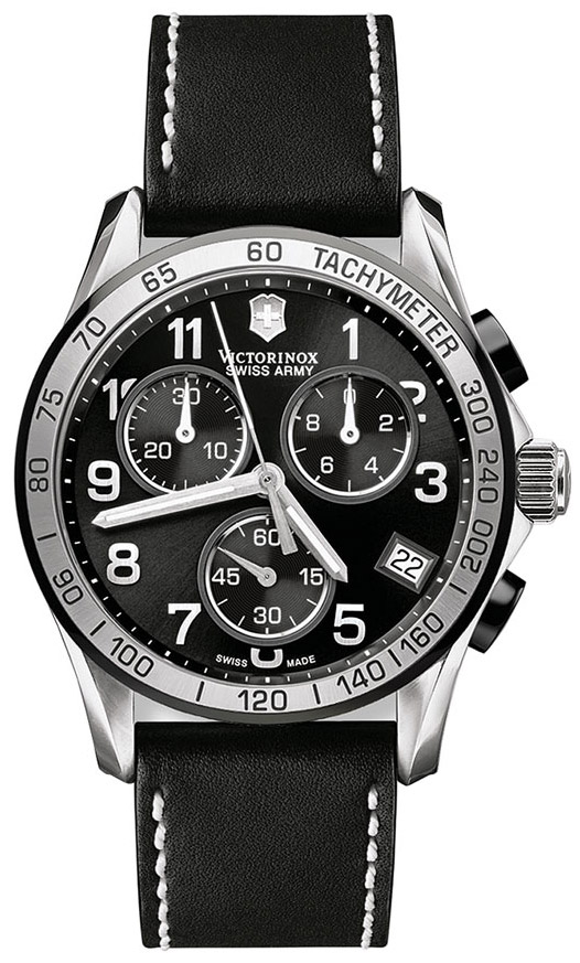 Image of Swiss Army Chrono Classic Mens Watch Model 241404