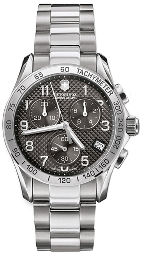 Image of Swiss Army Chrono Classic Mens Watch Model 241405