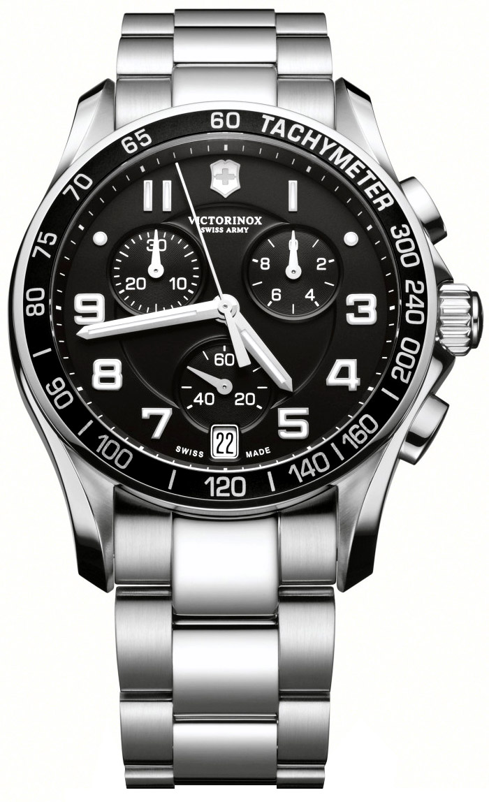 Image of Swiss Army Chrono Classic Mens Watch Model 241494