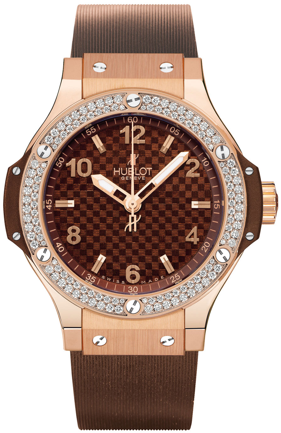 Image of Hublot Big Bang 38mm Ladies Watch Model 361.PC.3380.RC.1104