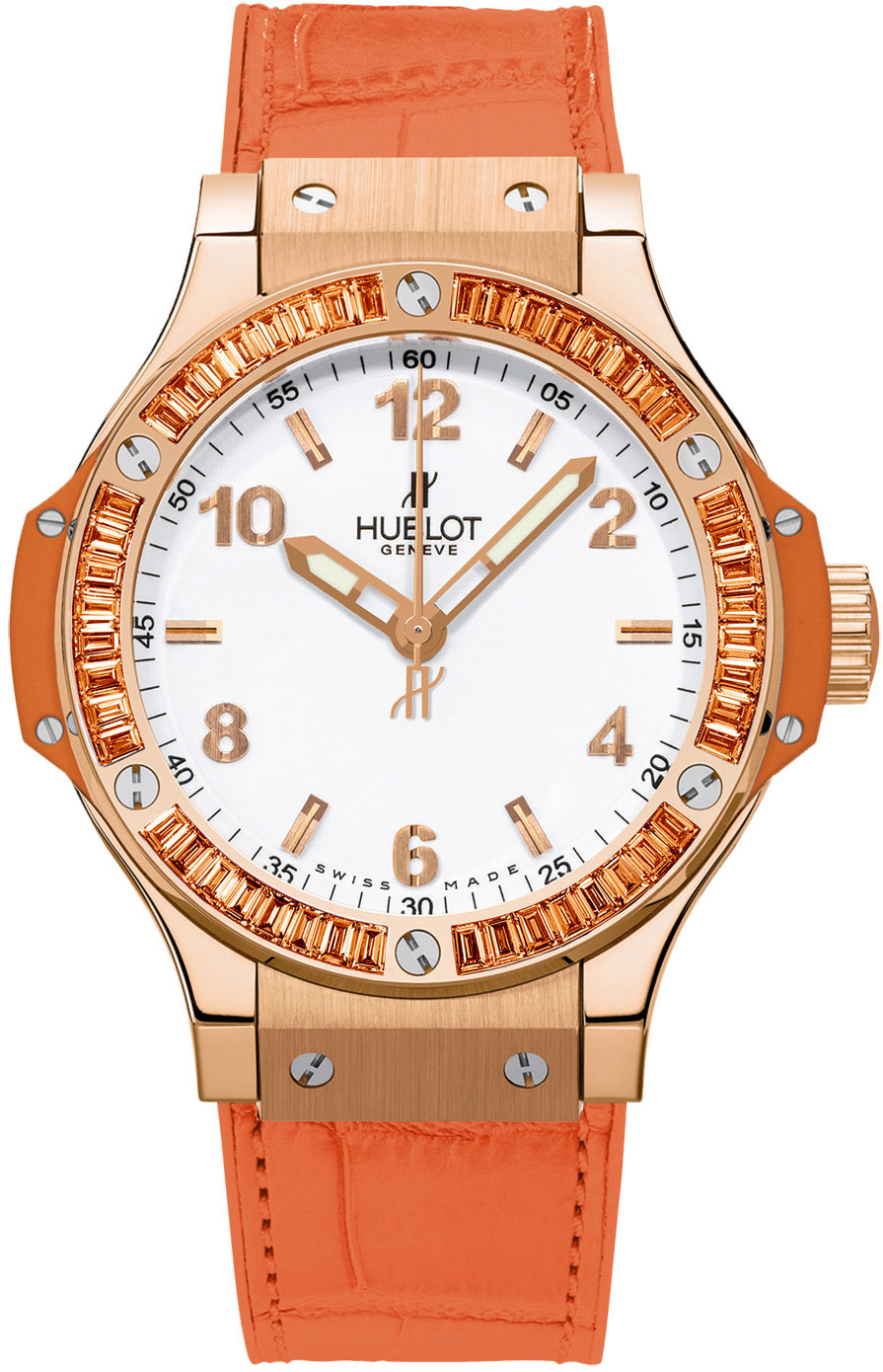 Image of Hublot Big Bang 38mm Ladies Watch Model 361.PO.2010.LR.1906