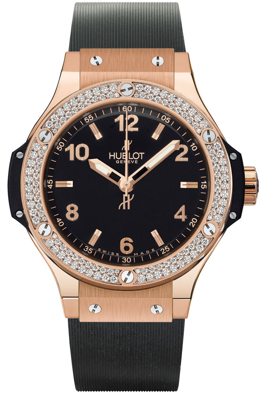 Image of Hublot Big Bang 38mm Ladies Watch Model 361.PX.1280.RX.1104