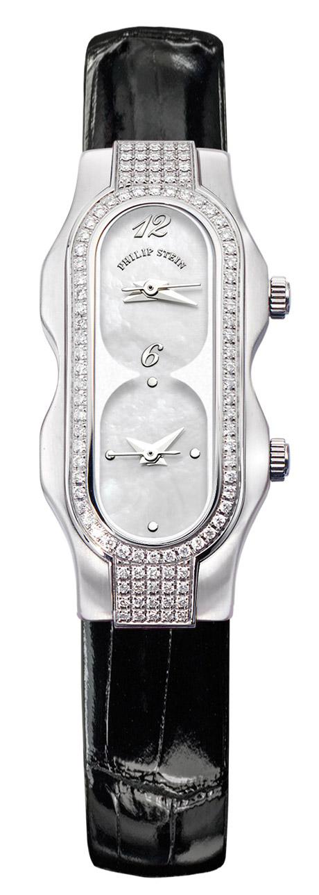 Image of Philip Stein Teslar Mini Ladies Watch Model 4DD-F-MOP-ABS