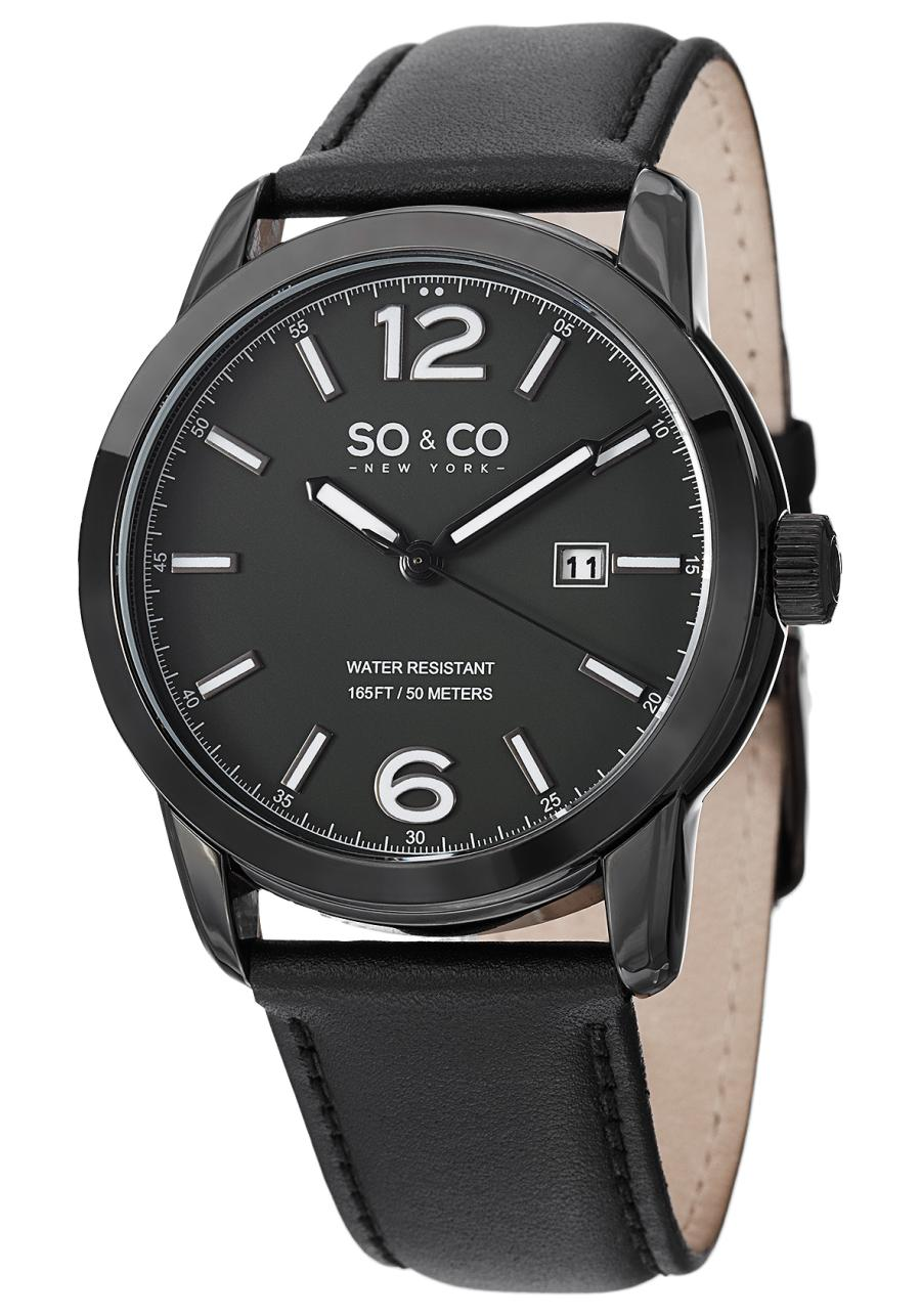 Image of SO & CO 0 Mens Watch Model 5011L.3