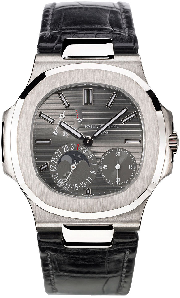 Image of Patek Philippe Nautilus Mens Watch Model 5712G