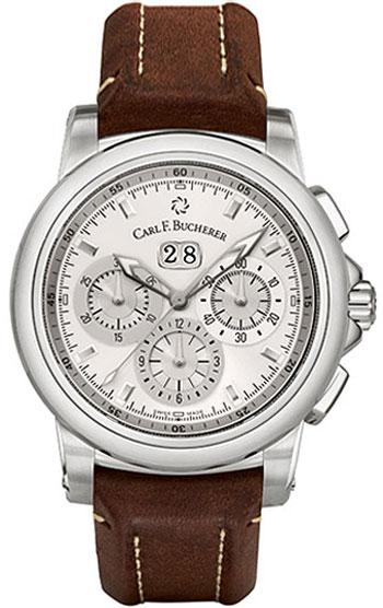 Image of Carl F. Bucherer Patravi ChronoDate Mens Watch Model 00.10624.08.13.01