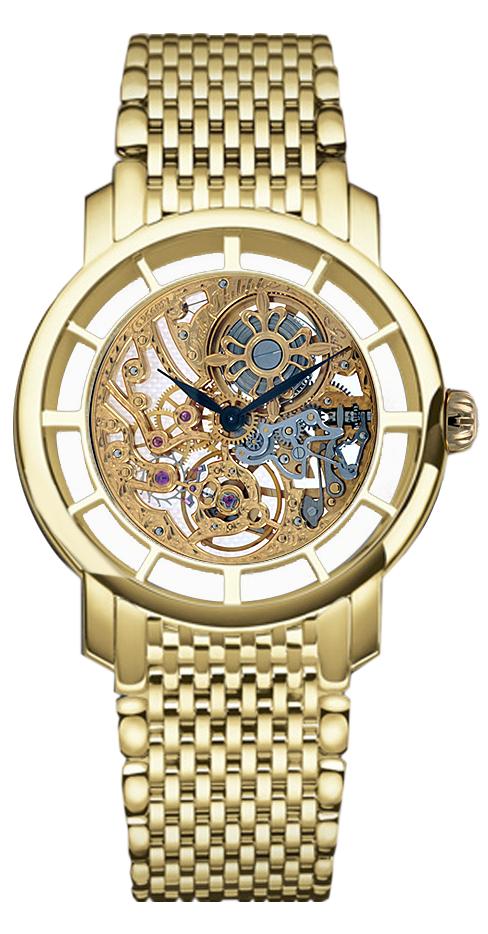 Image of Patek Philippe Complicated Skeleton Ladies Watch Model 7180.1J-001