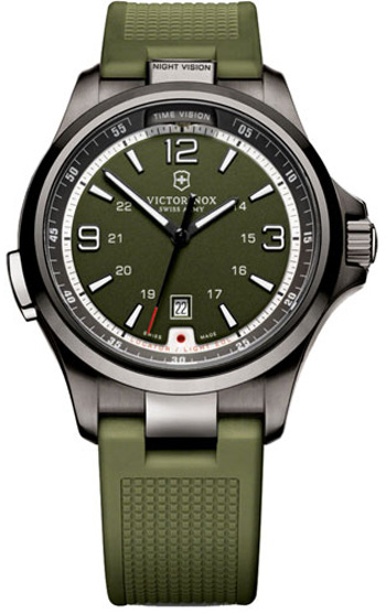 Image of Swiss Army Night Vision Mens Watch Model 241595
