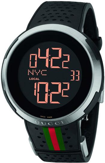 Image of Gucci I Gucci Mens Watch Model YA114103