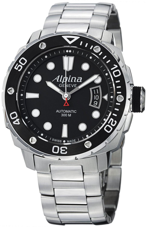 Image of Alpina Adventure Extreme Diver Mens Watch Model AL-525LB4V26B