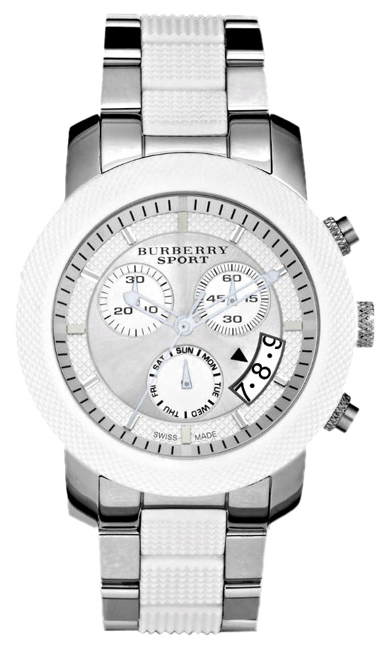 Image of Burberry Sport Chronograph Ladies Watch Model BU7768