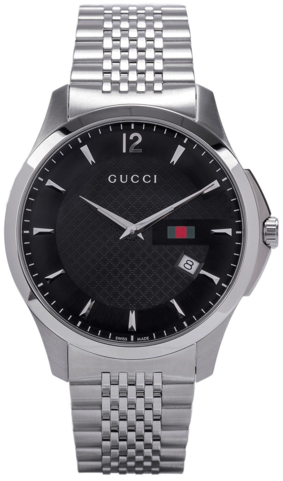 5e96e37713c Gucci G-Timeless Mens Watch Model YA126304